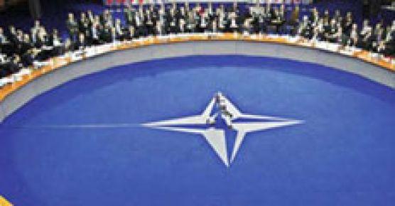 SURİYE'DEN NATO'YA GÖZDAĞI