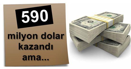 TAM 590 MİLYON DOLAR KAZANDI AMA...