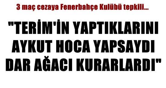 TERİM'İN YAPTIKLARINI KOCAMAN YAPSA ASARLARDI...