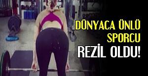 KENDİ KENDİNİ REZİL ETTİ...