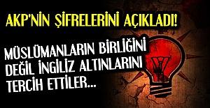 'İNGİLİZ ALTINLARI TATLI GELDİ...'