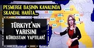 AKP'NİN DOSTU BARZANİ...