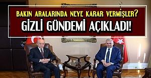 GİZLİ GÜNDEMİ AÇIKLADI!