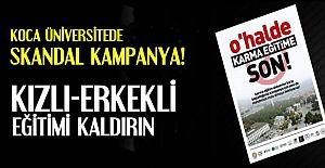 İSTANBUL ÜNİVERSİTESİ'NDE SKANDAL!