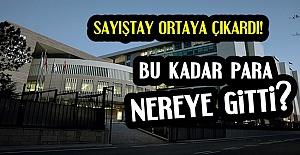 SAVUNMA SANAYİDE SKANDAL HARCAMA...