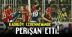 M. UNITED HİÇ BU KADAR PERİŞAN OLMAMIŞTI!
