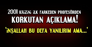 PROF. TARHAN #039;YOK ARTIK#039;...