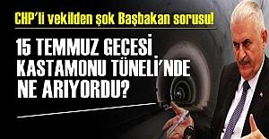 '15 TEMMUZ'DA KASTAMONU TÜNELİ'NDE NE ARIYORDU'