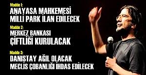 AKP VE MHP'YE YOK BÖYLE GÖNDERME!..