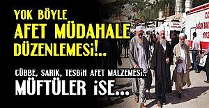 AMAÇ; AKP'YE TEPKİLERİ EN AZA İNDİRMEK...