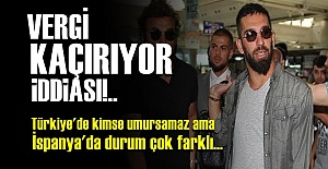 ARDA TURAN'A VERGİ ŞOKU!..