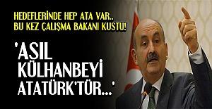 HERKESİN HEDEFİ ATATÜRK!..