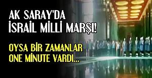 ONE MİNUTE'DEN SARAYDA MARŞA...