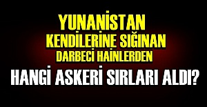YUNANİSTAN HANGİ SIRLARI ALDI?