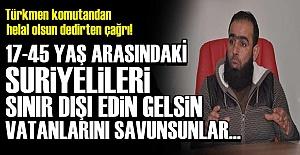 '17 YAŞINDA EVLENMESİNİ BİLEN SAVAŞMASINI DA BİLİR'