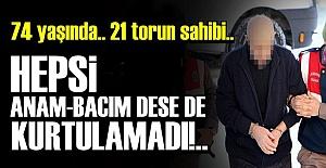 'ANAM-BACIMA' 30 YIL HAPİS!..