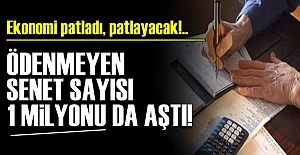 BÜTÜN SENETLER PROTESTO EDİLİYOR!..