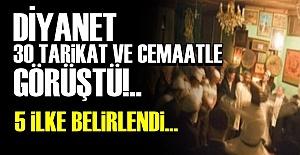 CEMAATLER VE TARİKATLAR BULUŞMASI GELİYOR!..