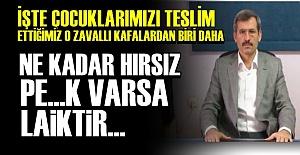 İMAM HATİP MÜDÜRÜ HİLAFET ÇAĞRISI...