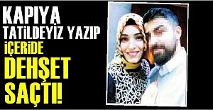 İSTANBUL EYÜP'TE DEHŞET!..