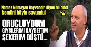 MAHKEMEDE KENDİNİ BÖYLE SAVUNDU!..