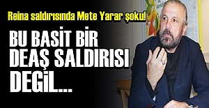 METE YARAR'DAN ÇARPICI AÇIKLAMA!..