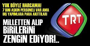 SAYIŞTAY RAPORU'NDA ORTAYA ÇIKTI!..