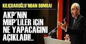 BOMBA İDDİA!