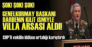 'SAKARYA'DA VİLLA ARSASI ALMIŞLAR'