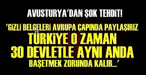 TÜRKİYE'YE İNANILMAZ TEHDİT!..