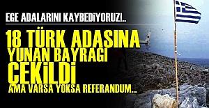 ADALARI LOZAN'DA DEĞİL ŞİMDİ KAYBEDİYORUZ!