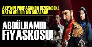 PAYİTAHT ABDÜLHAMİD ÇAKTI!..