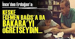 'BAĞIŞ'A DA BAKARA SURESİNİ ÖĞRETSEYDİN'