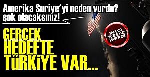 HEDEFTE TÜRKİYE VAR!..
