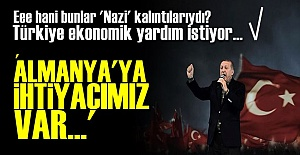 #039;TÜRKİYE#039;NİN ALMANYA#039;YA...