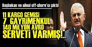 BAŞBAKAN VERGİ CENNETLERİNDE!..
