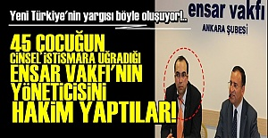ENSAR VAKFI YÖNETİCİSİNİ HAKİM...