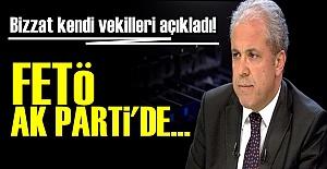 FETÖ AK PARTİ#039;DE!..