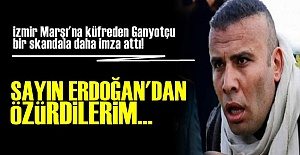GANYOTÇU HADDİNİ İYİCE AŞTI!