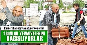 HAMAL DEYİP GEÇME!..