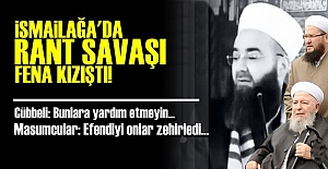 İSMAİLAĞA'DA RANT SAVAŞI!