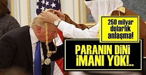 PARANIN DİNİ İMANI YOK!..