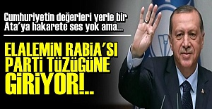 RABİA AKP TÜZÜĞÜNE GİRİYOR!..