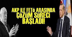 CHP AÇIKLADI! AKP-FETÖ BARIŞIYOR...