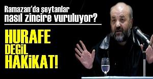 HURAFE DEĞİL GERÇEK!...