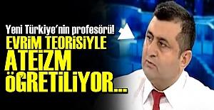 EVRİM TEORİSİ ATEİST YAPIYORMUŞ!
