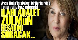 #039;İLAHİ ADALET ZULMÜN HESABINI...