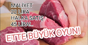 KIRMIZI ETTE BÜYÜK OYUN!..