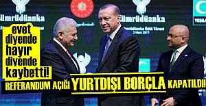 SEVİNCİ ONLARA KÜLFETİ SANA!..