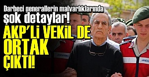 DARBECİLERLE AKP'Lİ VEKİL ORTAK ÇIKTI!